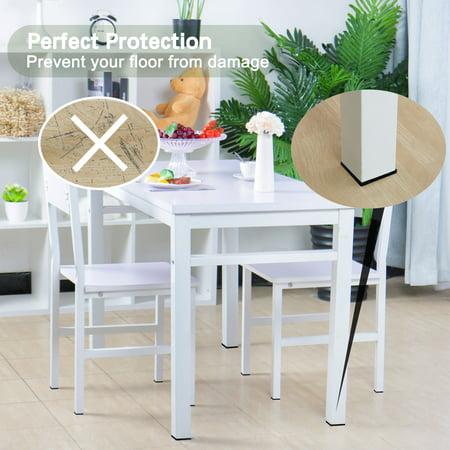 36pcs Furniture Pad Square 1 1/8