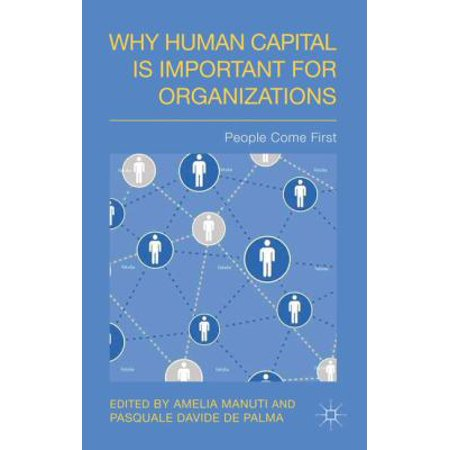 Why Human Capital Is Important For Organizations  People Come First