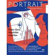 La revue Portrait, le monde en têtes numéro 5 - eBook