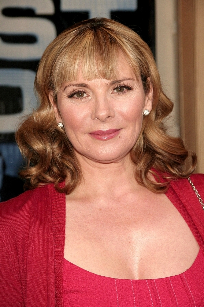 Kim Cattrall At Arrivals For Frost/Nixon Opening Night On ...