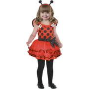 Little Lady Bug Toddler Halloween Costume