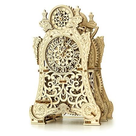 Mechanical Wood Kits Magic Clock - Gifts for Anyone!