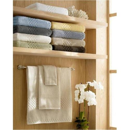 Bulk Buys Hotelier-Off-White-Bath - Pack of 4