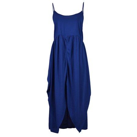 Lovely Day Modern Semi Formal Spaghetti Straps Oversize Tulip Skirt Dress](Modern Masquerade Dress)