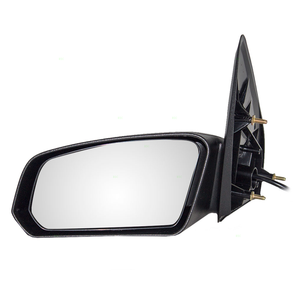Brock Power Side View Mirror Textured Driver Replacement