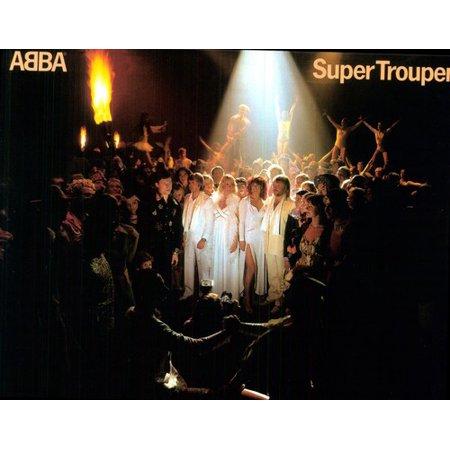Super Soft Adult Vinyl (Super Trouper (Vinyl) )
