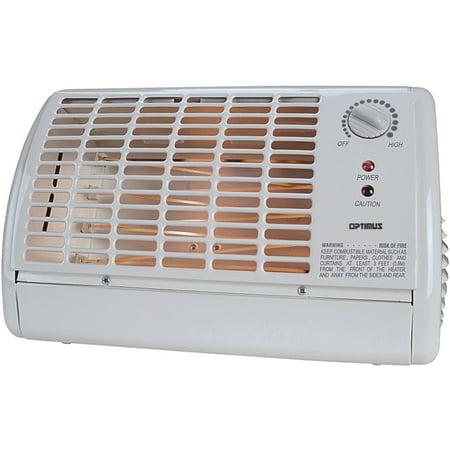 Heater Fan Forced W Thermostat Walmart Com