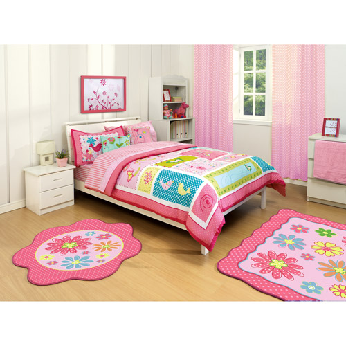 American Kids Sweet Whisper Twin/Full Reversible Comforter
