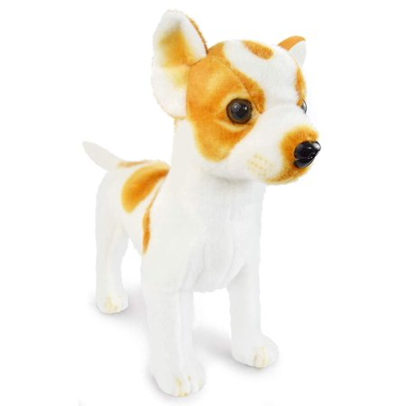 Che the Chihuahua | 17 Inch Large Chihuahua Dog Stuffed Animal Plush Dog | By Tiger Tale