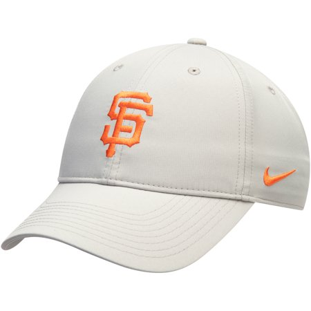 efaf75db San Francisco Giants Nike Legacy 91 Adjustable Performance Hat - Gray -  OSFA - Walmart.com