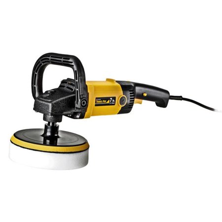 Trades Pro 7in 10 Amp Variable Speed Sander/Polisher - - image 1 of 1