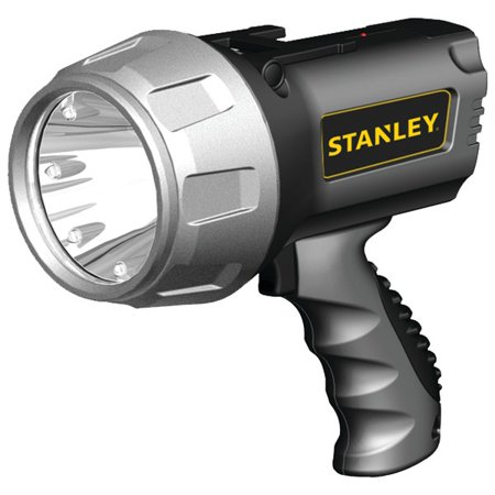 Brand New STANLEY SL5HS Rechargeable Li-Ion LED Spotlight with HALO Power-Saving Mode (900 Lumens, 5 Watts)