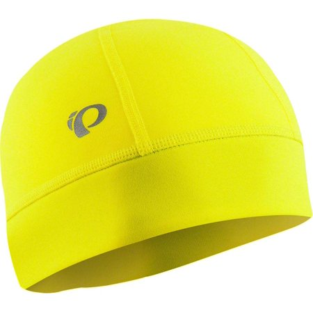 Pearl Izumi Thermal Run Hat: Screaming Yellow One Size Fits All