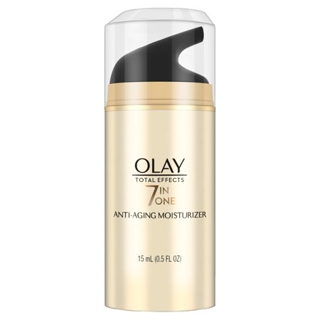 Olay Total Effects 7-in-1 Anti-Aging Moisturizer, Trial Size 0.5 fl