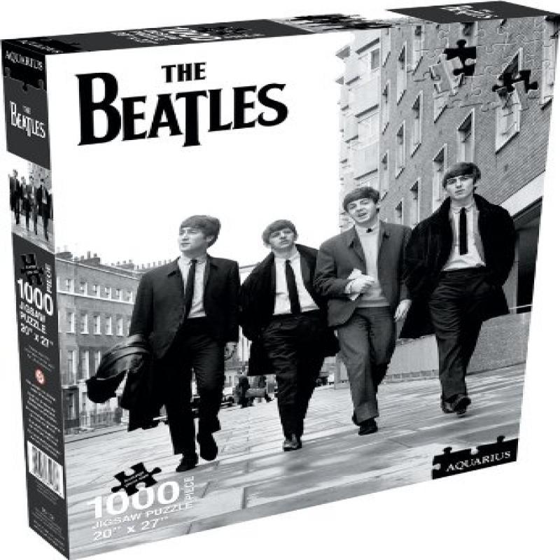 Beatles 1000 Piece Jigsaw Puzzle