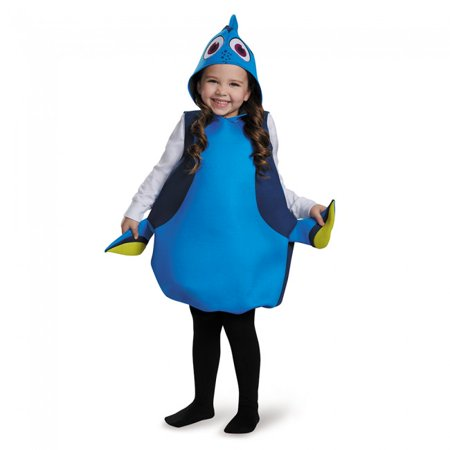 Dory Classic Child One Size Halloween Costume - Dory Halloween Candy