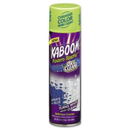 Church   Dwight 20015949 Foamtastic Bathroom Cleaner  Fresh Scent  19 Oz Spray Can