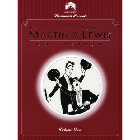 Dean Martin   Jerry Lewis Collection  Volume Two  Pardners   Hollywood Or Bust   Living It Up   Youre Never Too Young