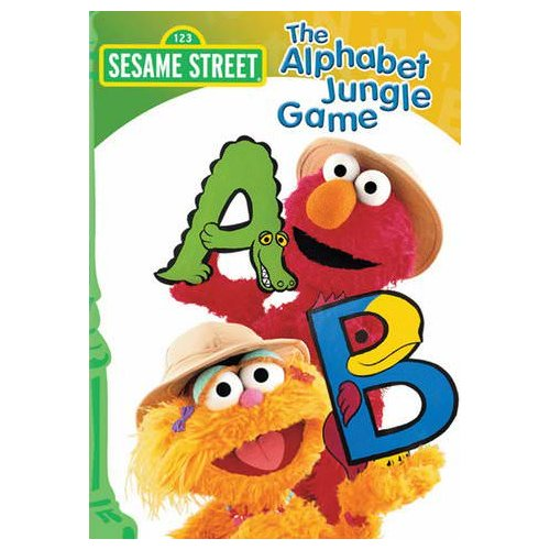 Sesame Street: The Alphabet Jungle Game (2001)