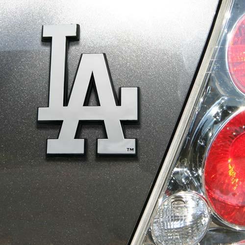 Los Angeles Dodgers Auto Emblem - No Size