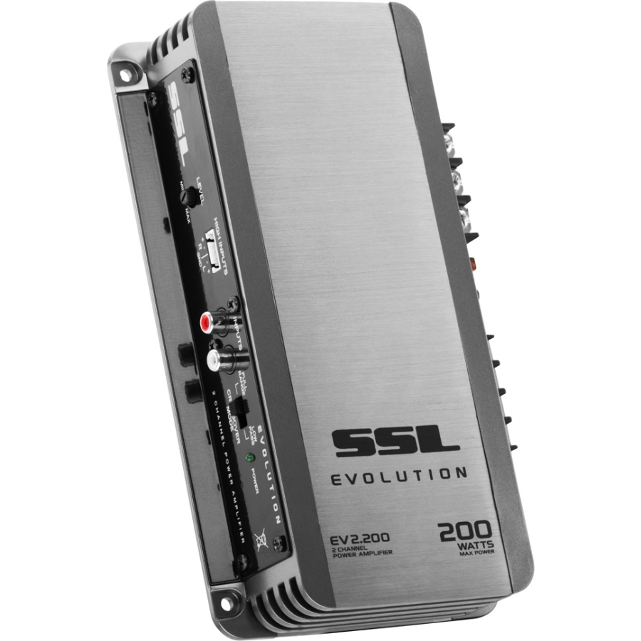 SOUNDSTORM SMC2.100 100W Max Mini Series 2 Channel 4 ohm Stable Micro Amplifier