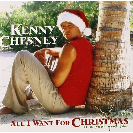 All I Want for Christmas Is a Real Good Tan (Kenny Chesney Halloween)