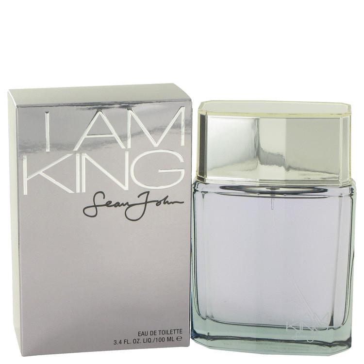 Sean John I Am King Eau De Toilette Spray for Men 3.4 oz
