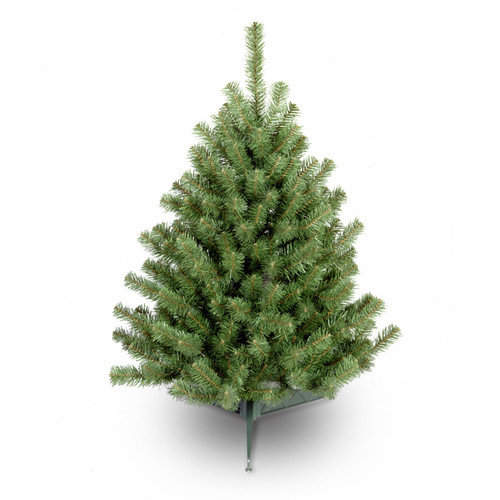 National Tree Co. Eastern 3' Green Spruce Artificial Christmas Tree with Stand
