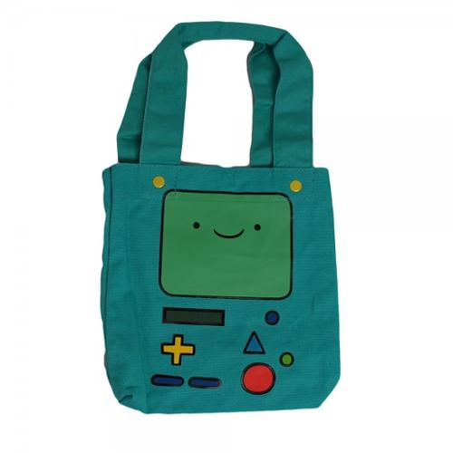 Image of Adventure Time Beemo Canvas Bag