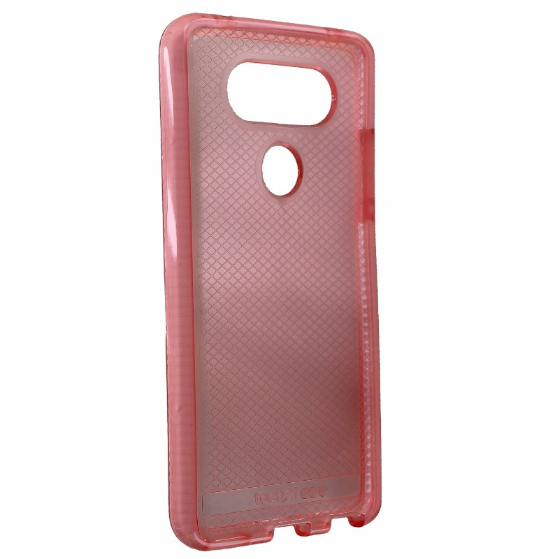 Tech21 Evo Check Series Protective Gel Case for LG V20 - Pink - image 1 of 1