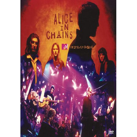 MTV Unplugged (DVD) (Alice And Chains Unplugged)