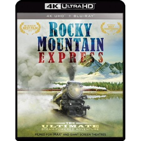 IMAX: Rocky Mountain Express (4K Ultra HD) ()