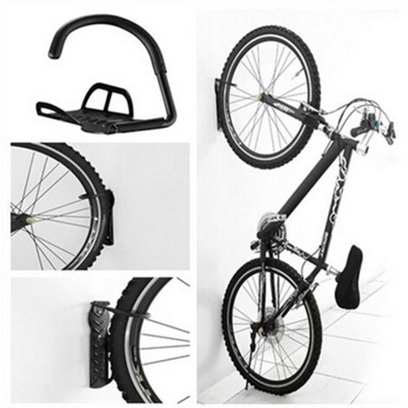 Bicycle Wall Hanger Bike Storage System For Garage or
