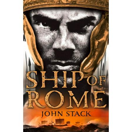 Ship of Rome (Masters of the Sea) - eBook