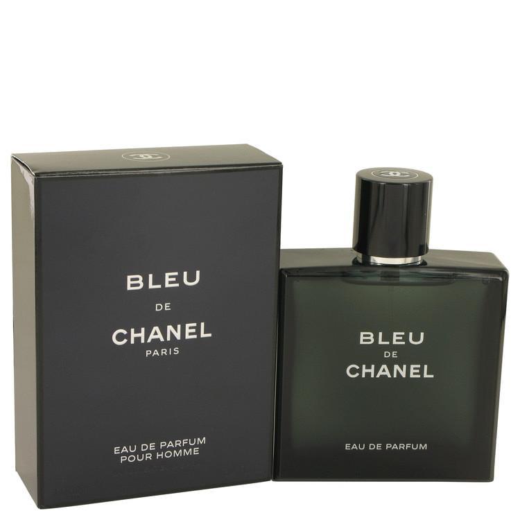 Bleu De Chanel by Chanel Eau De Parfum Spray 3.4 oz