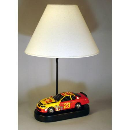 Judith edwards designs race car 203939 table lamp walmartcom for Cars 2 table lamp