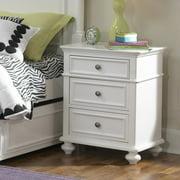 Legacy Classic Kids Madison 3 Drawer Nightstand - Natural White