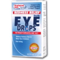 Redness Relief Eye Drops 0.5 oz (Pack of 4)