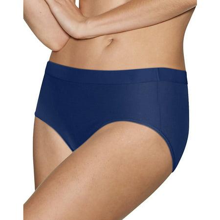 2f5c3296b1f1 Hanes - Hanes Ultimate™ Women's Constant Comfort® X-Temp® Hipster 3-Pack -  41XTB2 - Walmart.com