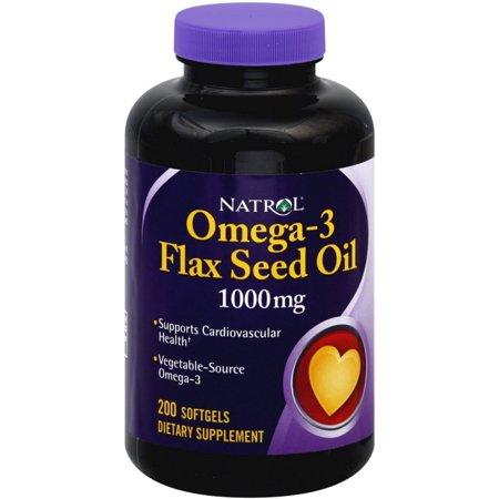 Omega flax