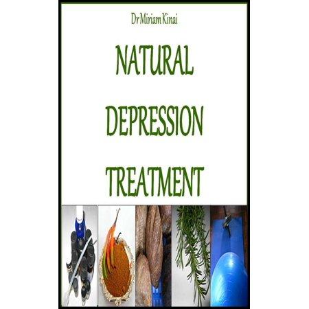 Natural Depression Treatment - eBook