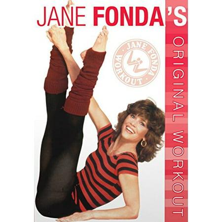 Jane Fonda's Original Workout (DVD)