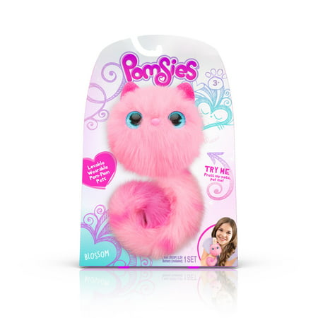Pomsies Pet Blossom- Plush Interactive Toy