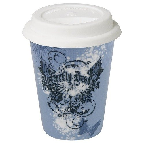 Konitz Travel Vintage Butterfly Dreams Mug
