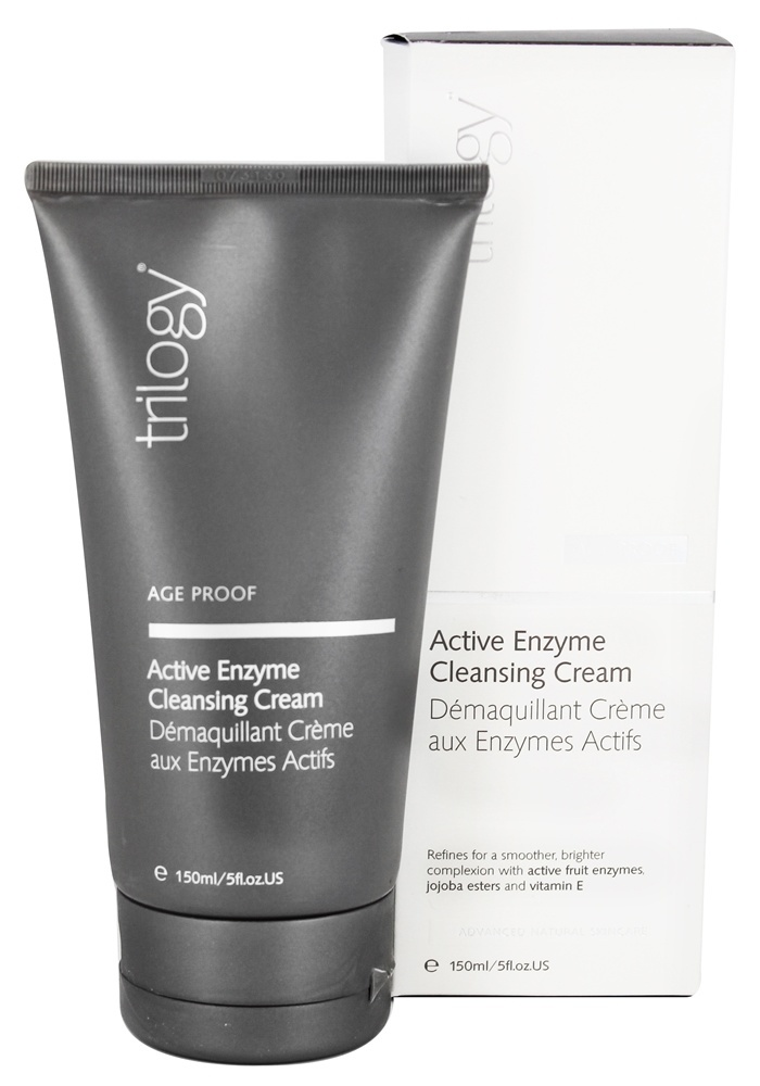 Very Gentle Cleansing Cream Trilogy 5 oz Cleanser Unisex Dearderm Marine Collagen Firming Mask (10 pcs)