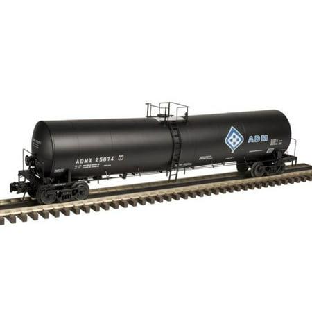 Atlas 3006004 O Archer Daniels Midland Trinity 25 500 Gallon Tank Car   2 Rail