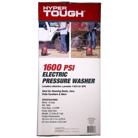 1600psi Hypertough Pw