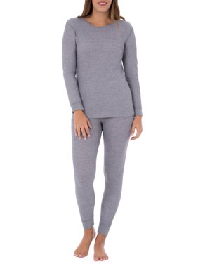 8593e8896 Fruit of the Loom Womens Thermal Underwear - Walmart.com