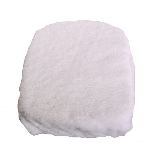 Dog Seat Cover Color: Sherpa White