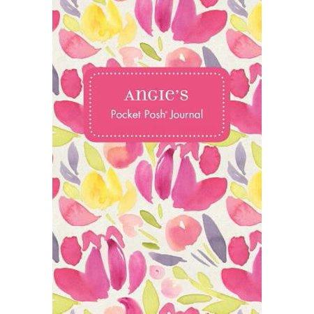 Angies Pocket Posh Journal  Tulip